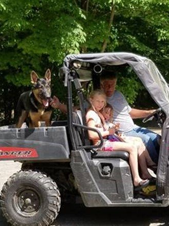 Karen McCall, German Shepherd Rescue of New England